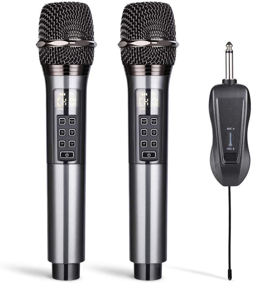 Micro không dây Rechargeable Microphone K28